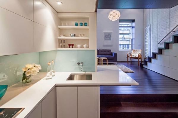 Преимущества встроенной кухни и бытовой техники