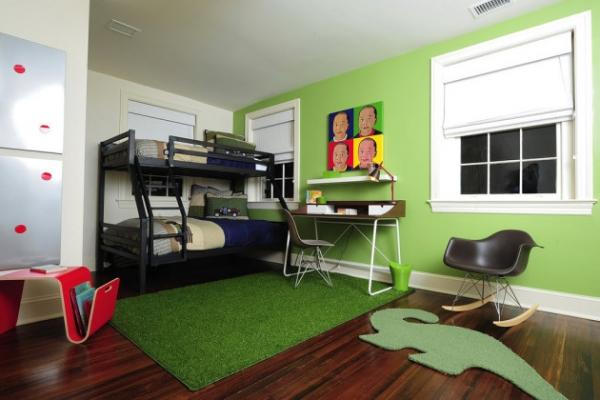 Как выбрать ковровое покрытие в детскую комнату?
