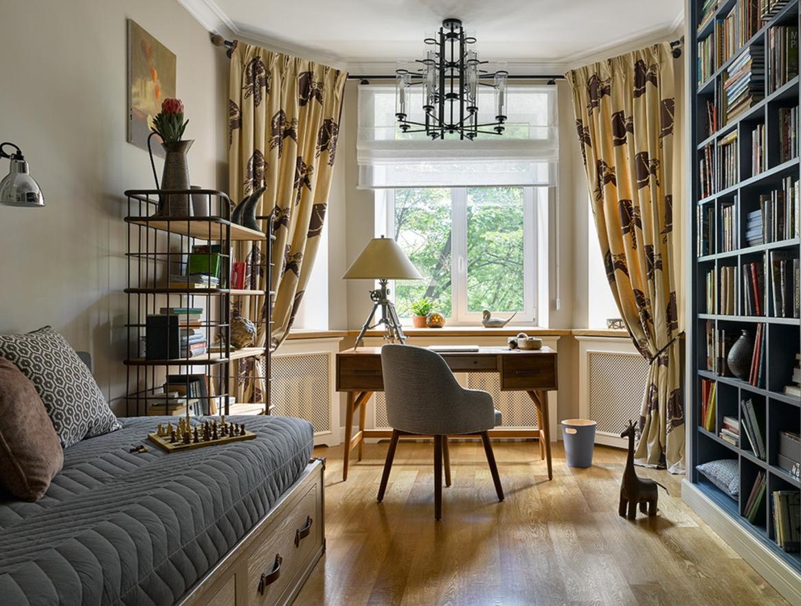Дизайн современной комнаты для подростка