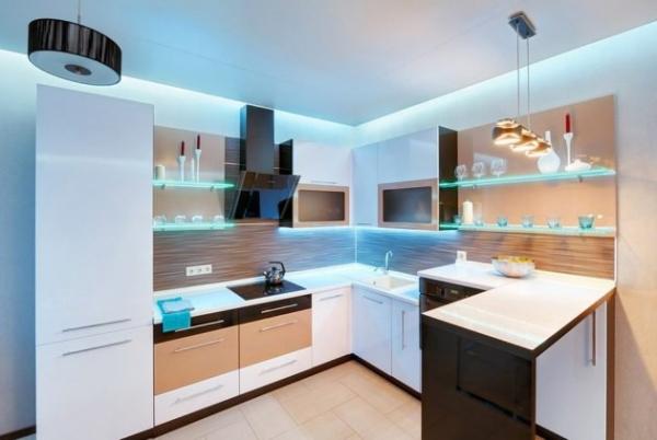 Дизайн кухни: как обустроить современный интерьер в 2017 году