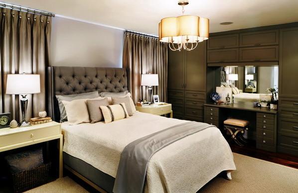 Свежие идеи в дизайне 2017 года: как оформить интерьер спальни